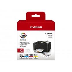 Canon PGI-1500XL C/M/Y/BK Multipack