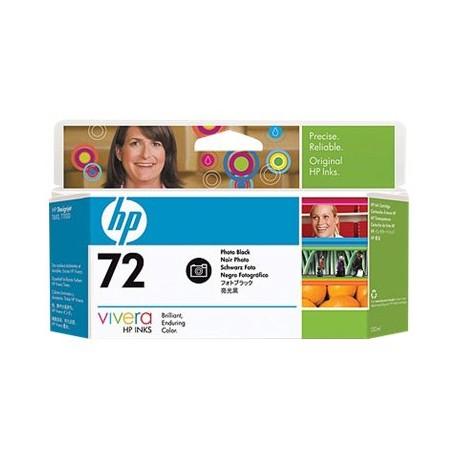 HP 72 (Photo Noir)