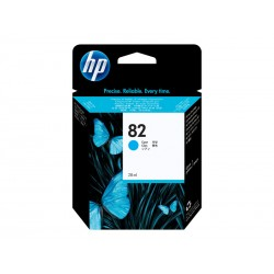 HP 82 (Cyan)