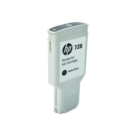 HP 728 (Noir Mat)