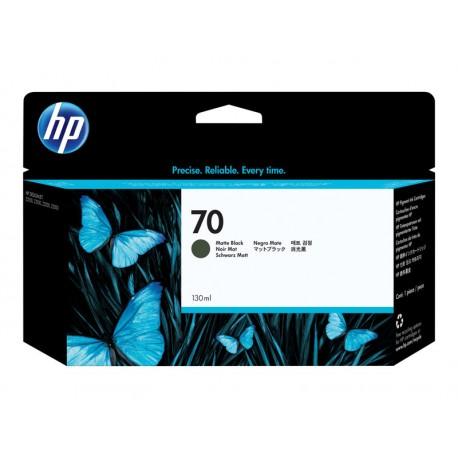 HP 70 (Noir Mat)