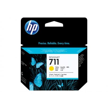 HP 711 (Jaune)