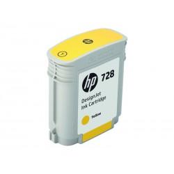 HP 728 (Jaune)