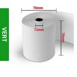 Bobines Pressing Vert 76x70x12 (Carton de 50)