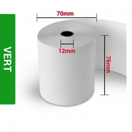 Bobines Pressing Vert 76 x 70 x 12